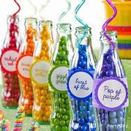 Jelly beans! I can live with that! Plus, its a two-for...my hubby gets all the black ones.