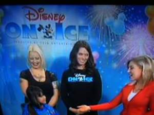KOLD news, Tucson. Children With Hair Loss and Disney on Ice.