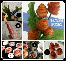 Bacon roses. You're welcome.