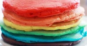A bit of food coloring can make ordinary food fit a theme for a wedding brunch or other occasion. I recommend the paste food coloring, for the brightest, truest color. Plus, its far more saturated, so a little goes a long way.