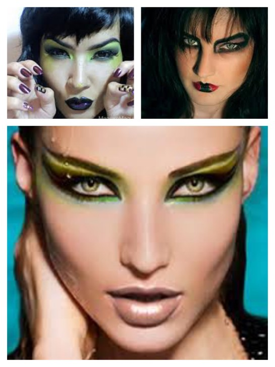 If grease paint green and warts aren't your thing, make your witch a bit sexier.